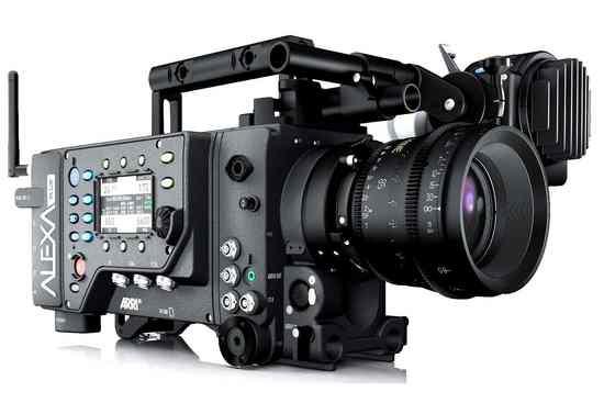 Arri alexa plus digital cinema camera