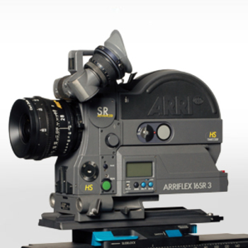 Rent Arri 16SR3 High Speed