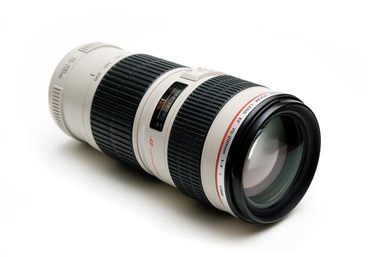 Canon 70 200 f4l
