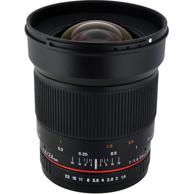 Rokinon 24mm f 1 4 ed as 819786