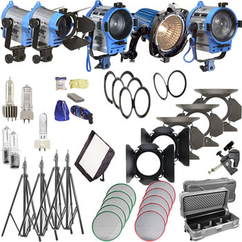 Rent Arri Softbank 5 Light Kit