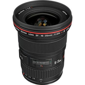 Rent Canon 16-35mm f/2.8L II