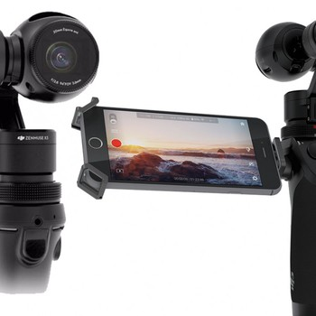 Rent DJI Osmo Handheld 4K Camera and 3-Axis Gimbal