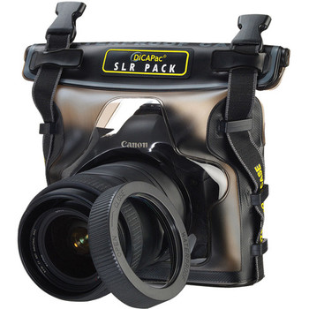 Rent DiCAPac Underwater DSLR Housing