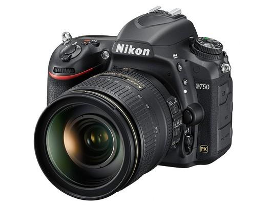 Nikon d7502