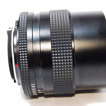 Rent Zeiss / Contax T* Planar 2.8 / 25 MM lens with EOS adapter