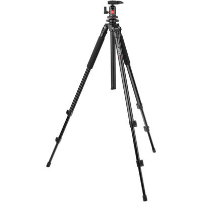 Oben ac 1321 ba 106a ac 1321 3 section aluminum tripod 1081805