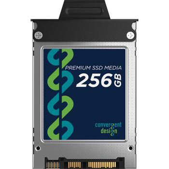 Rent Convergent Design 256GB Premium SSD for Odyssey 7, 7Q, 7Q+