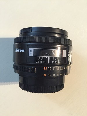 50mm lens 2