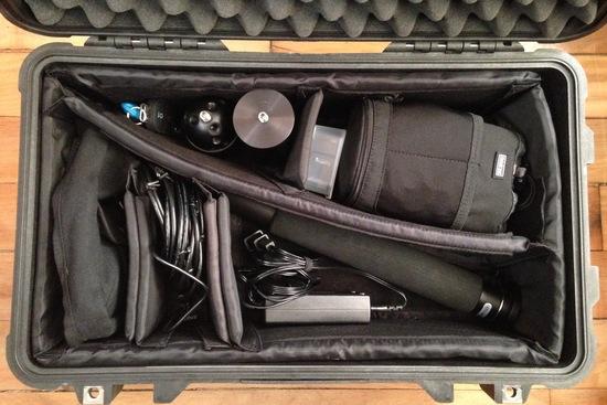360 kit packed