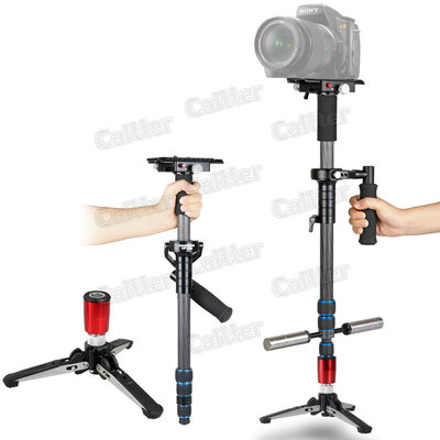 X series monocam cf pro feet edition 1 08kg hybrid stabilizer and monopod