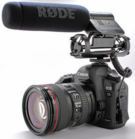 5d with rode mic1
