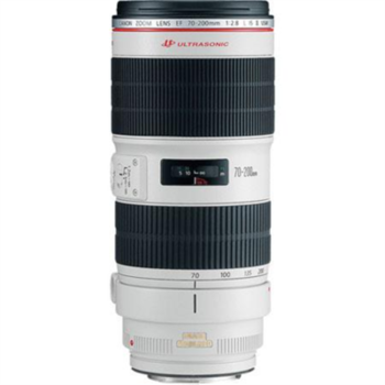 Rent Canon 70-200 2.8L IS II Zoom lens
