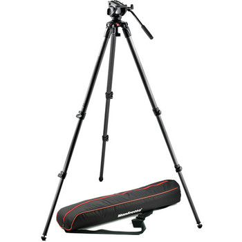 Rent Manfrotto Manfrotto 5ft6inch Tripod with Ball Head