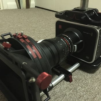Rent Black Magic 4K Camera