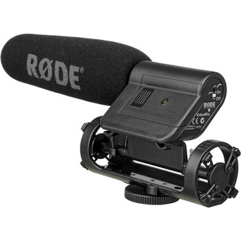 Rent Rode Camera Mounted Shotgun Microphone - Video Mic