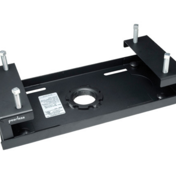 "Rent Peerless-AV ACC558 Single Monitor I-Beam Clamp (Adjustable 4-8"")"