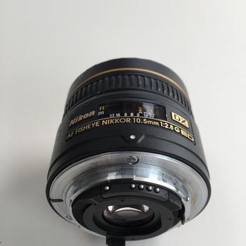Rent Nikon AF Fisheye Nikkon 10.5mm f2.8