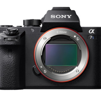 Rent Sony A7 S II