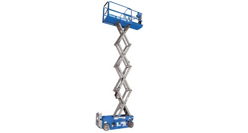 15 ft scissor lift