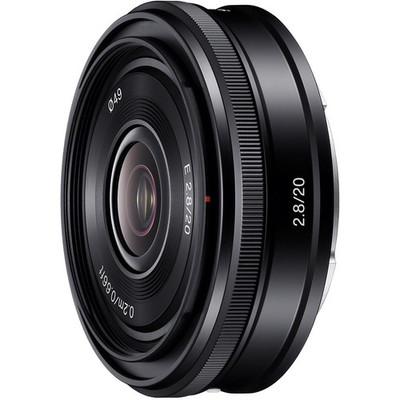 Sony sel20f28 20mm f 2 8 alpha e mount 1358913051000 913561