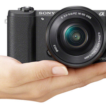 Rent Sony a5100 Camera & Lenses