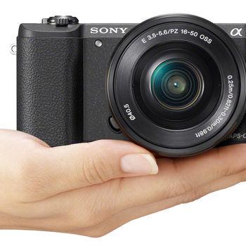 Rent Sony a5100 Camera & Lenses