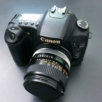 Rent Canon EOS 30D INFRARED CAMERA!