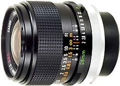 Canonfd28mmf2ssc