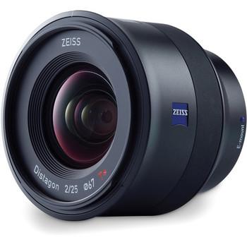 Rent Zeiss Batis 25mm f/2 Lens for Sony E Mount