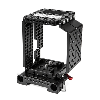 Rent Wooden Camera CHEESE CAGE +19MM BRIDGEPLATE
