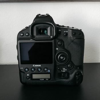 Rent Canon 1D C