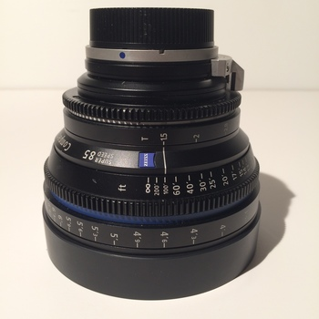 Rent Zeiss CP.2 85mm/t1.5 Super Speed