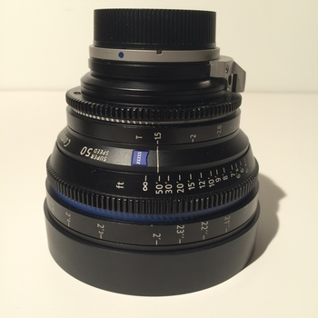 Rent  Zeiss CP.2 50mm T1.5 Super Speed (EF)