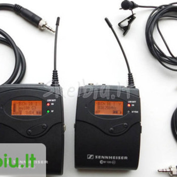 Rent Sennheiser Body Pack Transmitter / SK 100 / 526063