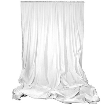 Rent Impact Muslin Sheet White  / Model BG-W-1012 CAO911