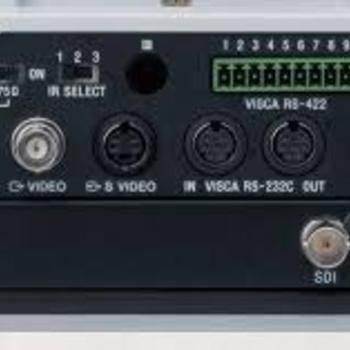Rent Sony BRC-300