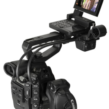 Rent Canon C300 Package With EF Lenses and Tripod