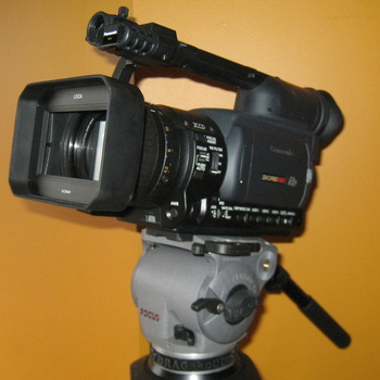 Rent Panasonic HVX200 P2 Camera