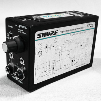 Rent Shure FP22 Stereo Headphone Amp