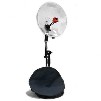 """Rent Sony 14"""" Parabolic Reflector Dish"""