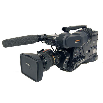 Sony pdw700 front