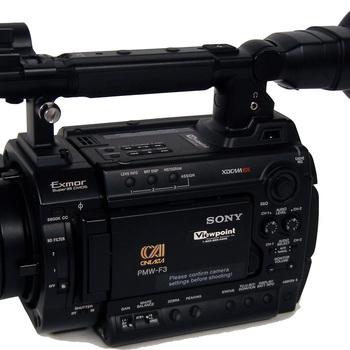 Rent Sony PMW-F3