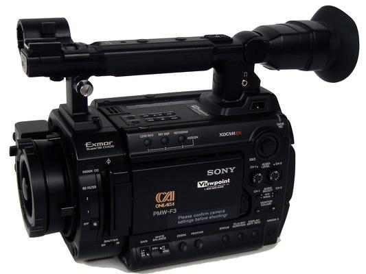Sony pmwf3 1