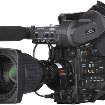 Rent Sony HDW-F900