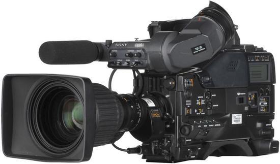Sony hdw f900r 24p