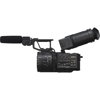 Rent Sony NEX-FS700 with PL Adapter and Sony T2 Primes