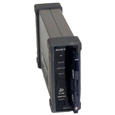 Sony pdw u1 front w  disk 500500f824