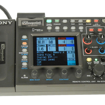 Rent Sony RM-B750