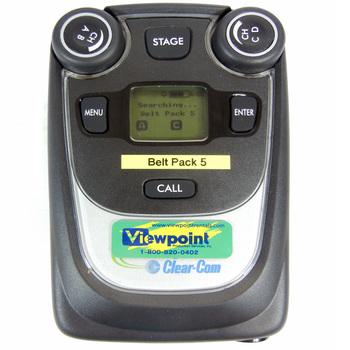 Rent Clear Com Tempest 900 Wireless Intercom System
